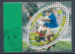France - Coupe Du Monde De Rugby YT 3280 Obl. - Frankreich