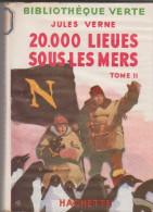 Bibliothèque Verte Jules Verne 20000 Lieues Sous Les Mers Tome 2 - Books, Magazines, Comics