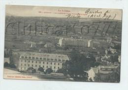 Mende (48) : Vue Générale Sur Le Quartier Des Casernes Et Du Grand Séminaire En 1915 PF - Mende