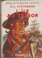Bibliothèque Verte L'ile Au Trésor R.L Stevenson - Books, Magazines, Comics