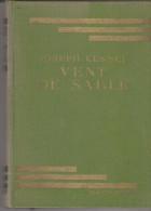 Bibliothèque Verte Vent De Sable Joseph Kessel - Books, Magazines, Comics