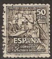 España U 1012 (o) Cervantes. 1947 - 1931-Today: 2nd Rep - ... Juan Carlos I