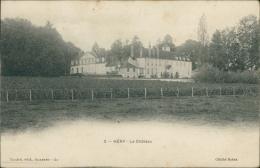 89 HERY / Le Château / - Hery