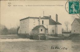 89 HERY / Le Moulin Donnant La Force Electrique Pour L'Eclairage / - Hery