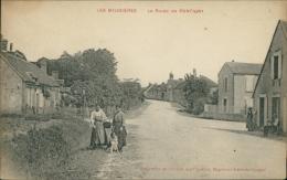89 HERY / Les Baudières, La Route De Pontigny / - Hery