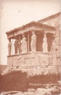 PC Athens - Caryatide Porch - 1917 (2104) - Griechenland