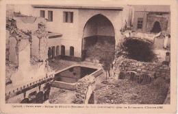 CPA Damas - Palais Azem - Ruines Du Selamlik Après Les Événements D´Octobre 1925 (2108) - Syrien