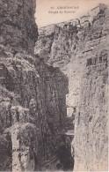 CPA Constantine - Gorges Du Rummel - 1913 (2112) - Konstantinopel