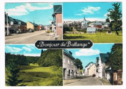 B4918    BULLANGE : Bonjour De ( Multiview) - Bullange - Buellingen