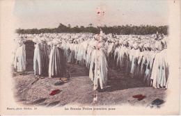 CPA  La Grande Prière Première Pose (2117) - Algerien