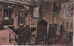 PC Guernsey - Victor Hugo's Residence, Hauteville House - The Oak Gallery (2122) - Guernsey