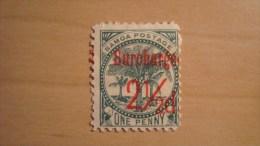 Samoa  1898  Scott  #28  MH - Samoa