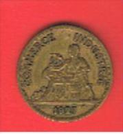 FRANCIA - FRANCE = 50 Centimes 1927  KM884 - Francia