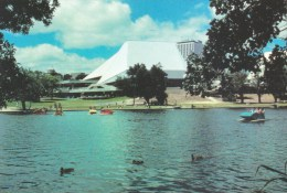 Festival Theatre Beside The Torrens River, Adelaide, SA - Prepaid PC A1.1.76 Unused - Adelaide