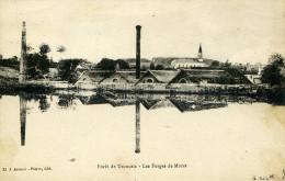 03-FORET DE TRONCAIS..LES FORGES DE MORAT.....CPA - Other Municipalities