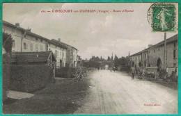WW - CPA VOSGES (88) - GIRECOURT-SUR-DURBION - ROUTE D'EPINAL - France