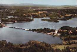 CPSM * * NEUVIC-D'USSEL * * Pont De Pellachal Et Camp G. C. U - Ussel