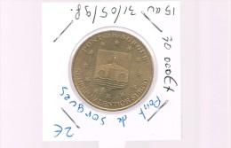 1 EURO De SORGUES . 30 000 Exemplaires . - Euros Of The Cities