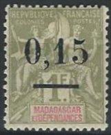 MADAGASCAR - 0.15 Sur 1 F. De 1902 Neuf TB - Neufs