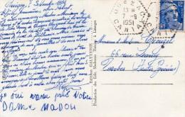 Agence Postale QUEZAC (Cantal) - Marcophilie (Lettres)