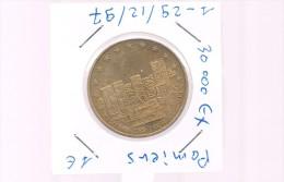 1 EURO De PAMIERS . 30 000 Exemplaires . - Euros Of The Cities
