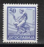 Yugoslavia,Fountains & Faucets Mi 2531 1992.,MNH - Yugoslavia
