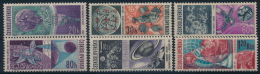 **Czechoslovakia 1966 Mi 1651-56 (6) Space Satelitte Mars Moon MNH - Tschechoslowakei/CSSR