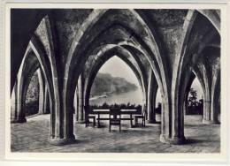 Ravello - Villa  Cimbrone - La  Cripta - 1956 - Salerno