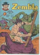ZEMBLA  N° 127   - LUG  1971 - Zembla