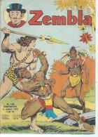 ZEMBLA  N° 158   - LUG  1972 - Zembla