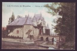 Les Environs De Bruxelles - Château De STEENOKKERZEEL - Kasteel - Couleur  // - Steenokkerzeel