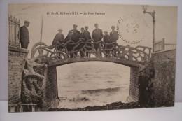 SAINT AUBIN SUR MER ---Le Pont Pasteur - Saint Aubin
