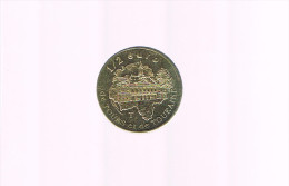 1/2 EURO De TOURS ET TOURAINE . 3 000 Exemplaires . - Euros Of The Cities