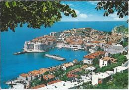 KR.- Dubrovnik. 2 Scans - Joegoslavië