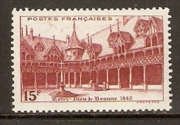 FRANCIA 1941 Yv  539* - Neufs