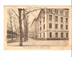 FOIRO INTERNACIA DE LYON-FOIRE PALACO-PARTA EKSTERA VIDAJO - Esperanto