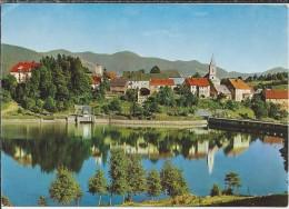 KR.- Fuzine - Gorski Kotar. Joegoslavië. Jugoslavija. - Joegoslavië