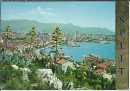 KR.- Split. Joegoslavië. Jugoslavija. 2 Scans - Joegoslavië