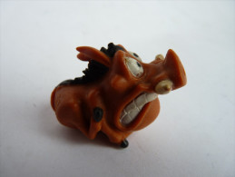 figurine LE ROI LION - PUMBA - PUB NESTLE