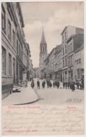 Aachen, Pontstrasse, Kreuzkirche, 1903 - Aachen