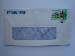 Trinidad & Tobago 1980s Commercial Cover To UK Nice Stamp - Trinidad & Tobago (1962-...)