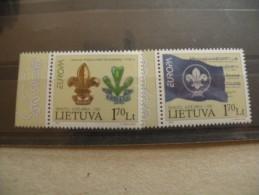 Litouwen Scouts - Europa-CEPT