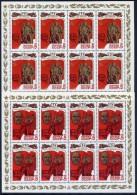 SOVIET UNION 1985 40th Anniversary Of Victory Set Of 5 Sheetlets MNH /**.  Michel 5490-94 Kb - 1923-1991 USSR