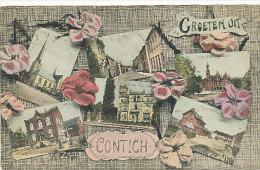 Groeten uit Contich - 1914