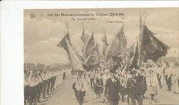 Het 30e Noordergouwfeest te Contich (20-6-26) - De Vaandelgroet