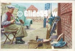 Folklore Belge Côte D'Or N° 199 - SART-BLAIMONT - Le Cordonnier Ambulant - Côte D'Or