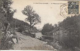 58 CHATEAU CHINON Le Reservoir D'yonne - Chateau Chinon