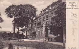 Souvenir De Tirlemont 107: La Salle St Georges 1902 - Tienen