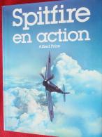 SPITEFIRE  En Action - Aviation