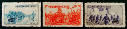 CORPS EXPEDITIONNAIRE VOLONTAIRES EN COREE 1952 - OBLITERES - YT 963965 - MI 196/98 - Used Stamps
